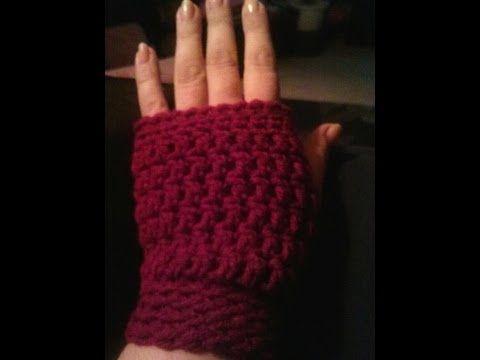668 besten Crochet Gloves & Handwarmers Bilder auf Pinterest ...