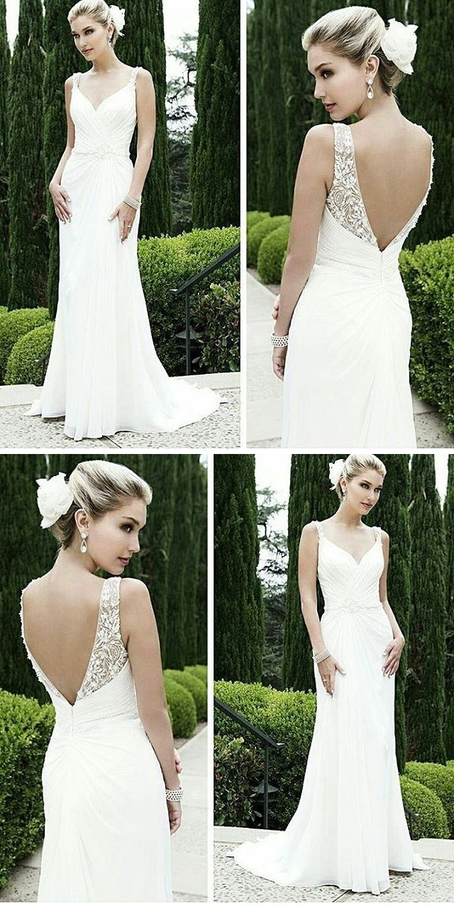 The Most Incredibly Beautiful Wedding Dresses Florence Casual