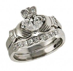 Claddagh Wedding Bands