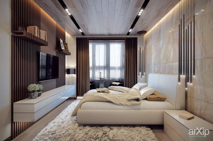 Фото Современный эко минимализм - дизайн интерьера, зd визуализация, квартира, дом, спальня, минимализм, стена, 10 - 20 м2, интерьер