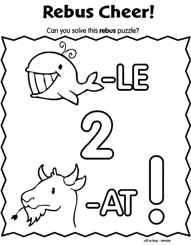 Episode 115:  rebus puzzle