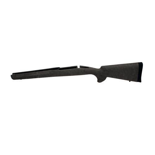 Hogue Winchester Model 70 Long Action Stock 1 Piece Trigger Sporter Barrel Full Bed Block Ghillie Green - 07823
