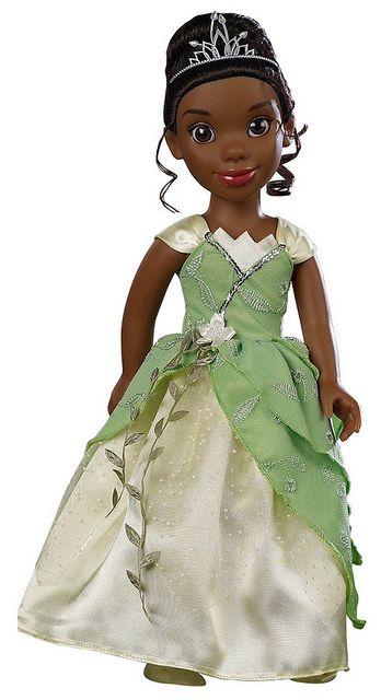 Tiana Princess & Me Doll