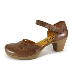 Zapatos marrón Yokono