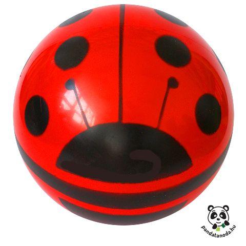 Katicás nagy labda 22 cm | Pandatanoda.hu Játék webáruház