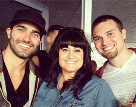 tyler hoechlin and his brother