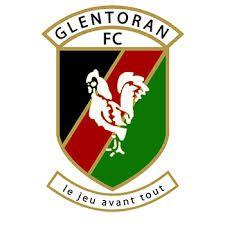 GLENTORAN football club     -- BELFAST  n.irish