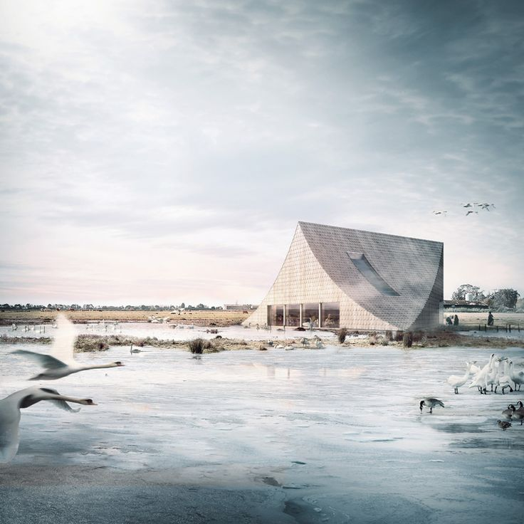 Forbes Massie / 3D Visualisation Studio / London - Work - Eleanor Rennie / Swan Observatory