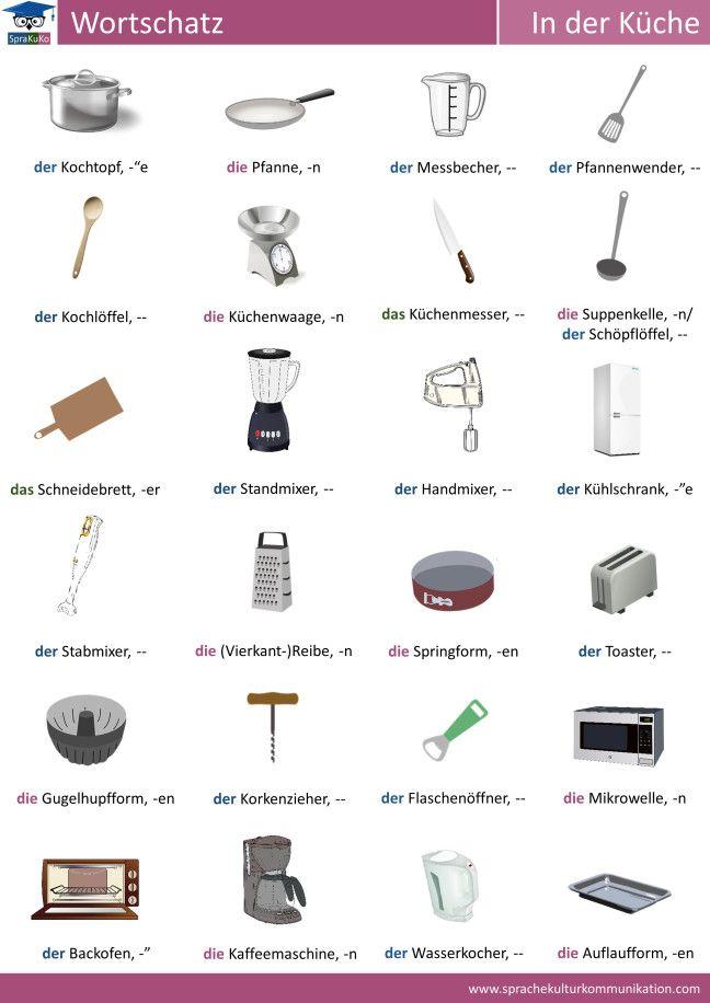 56 Best Deutsch Lernen Wortschatz Images On Pinterest