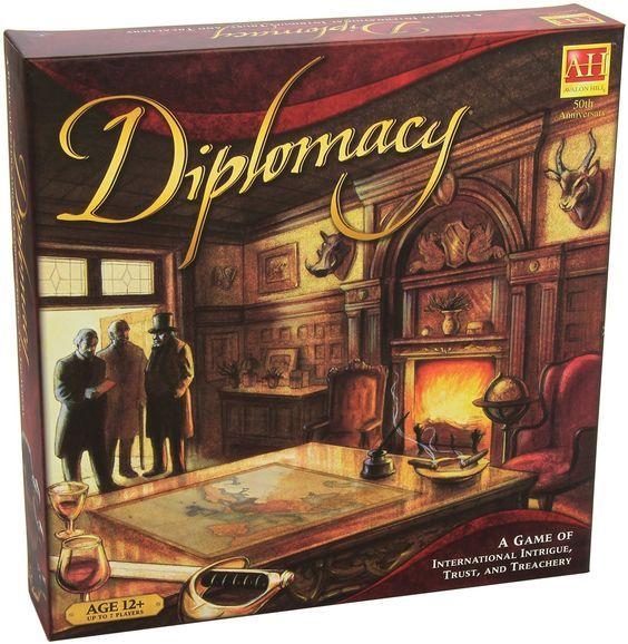 Amazon.com: Diplomacy: Toys & Games