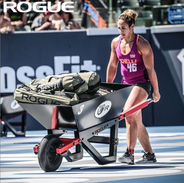 10 Inspiring Instagrams From The CrossFit Games