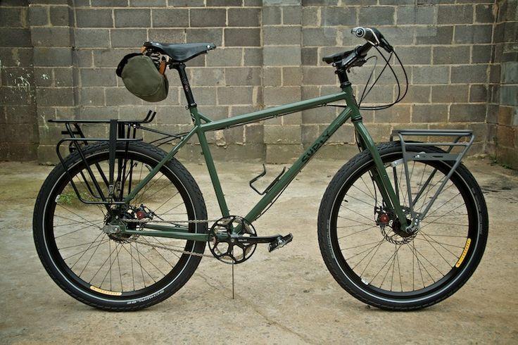 Surly Troll Rohloff, Touring Bike