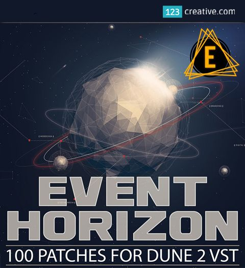 ► 'EVENT HORIZON - DUNE 2 PRESETS - these skillfully crafted patches will bring you instant inspiration. The sounds are based around a new custom wavetable with 64 all-new custom waveforms.  These brand new waveforms allow for new and unique sounds and timbres that were not possible with Dune 2 until now!t - GRAB IT TODAY: http://www.123creative.com/electronic-music-production-dune-dune2-presets/1300-event-horizon-dune-2-presets.html (Trance, Psytrance, Electro House, Dubstep, Minimal…