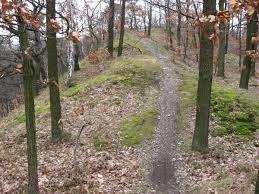 Esto es Závist. Es cerca de Zbraslav. Es muy grande asentamiento celta.