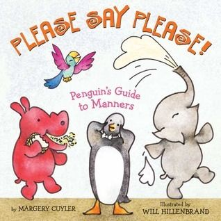 59 besten childrens book wish list bilder auf pinterest please say please penguins guide to manners fandeluxe Image collections