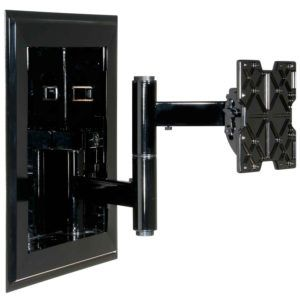 motorized wall mount for lcd tv