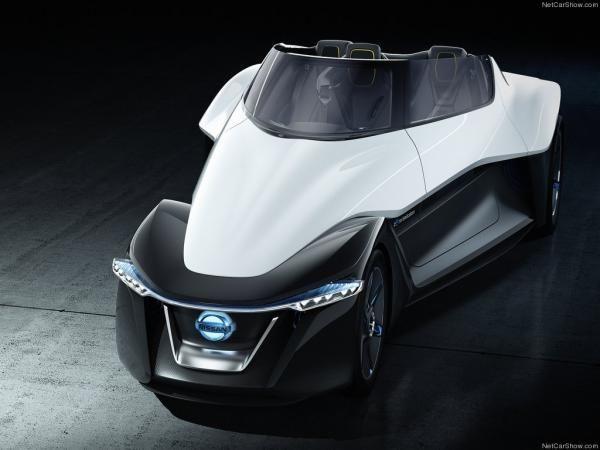 Nissan BladeGlider Concept - Vivaoto.com - Majalah Otomotif Online