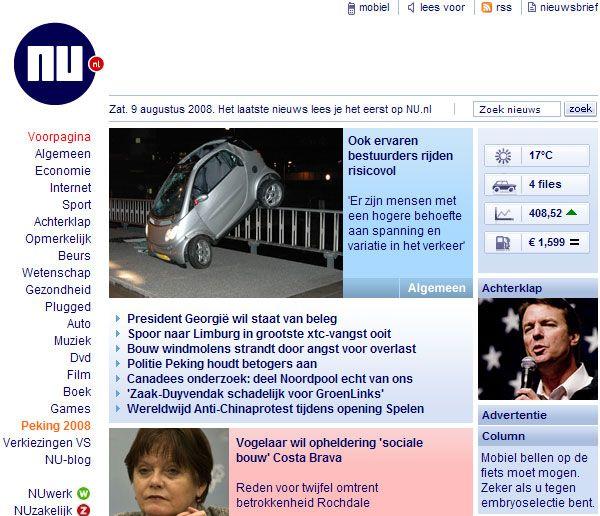 nu.nl - Google zoeken
