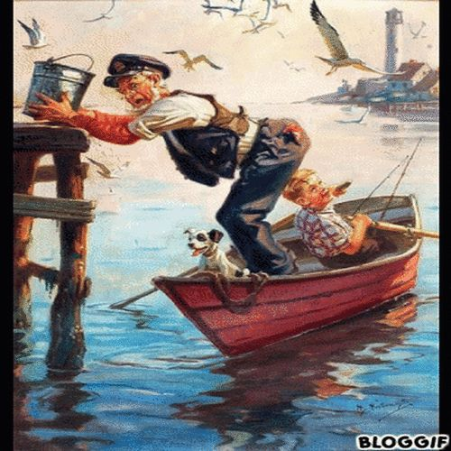 L.a partie de pêche