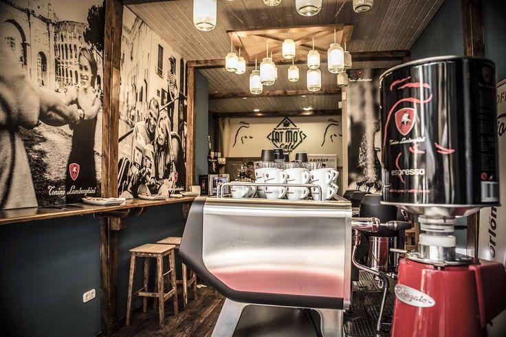 A város legjobb kávéját a Fat Mo's-ban találod