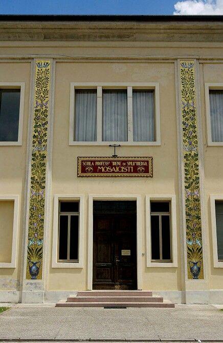 Scuola Mosaicisti del Friuli - Spilimbergo