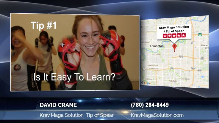 David Crane Of Krav Maga Solution: Exceptional Insights On How To Choose...