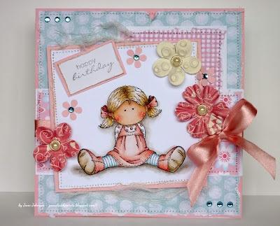 Jane's Lovely Cards: Hanglar and Stanglar