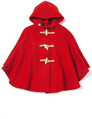 Perfect Red Riding Hood cape.: Red Riding Hood, Costume Ideas, Coat
