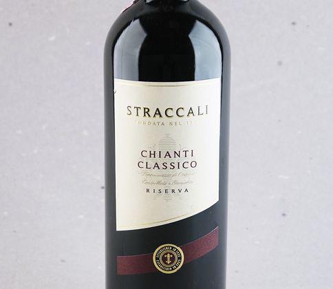 Chianti como você nunca provou: Chianti Classico Riserva Straccali #vinho #chianti #toscana #sangiovese