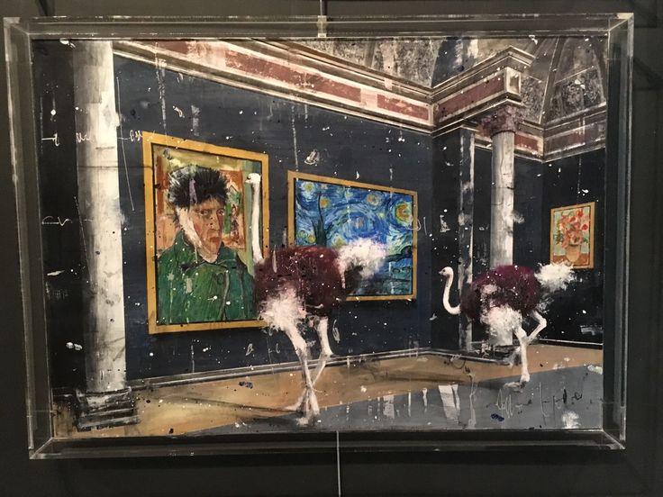 Misplaced 2016 - Van Gogh