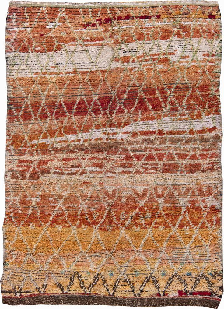 Vintage Moroccan Rug BB6217