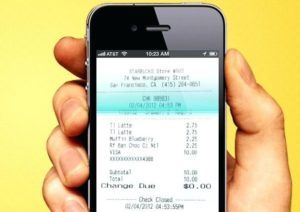 The Relevance of Paperless Receipts to Your Business