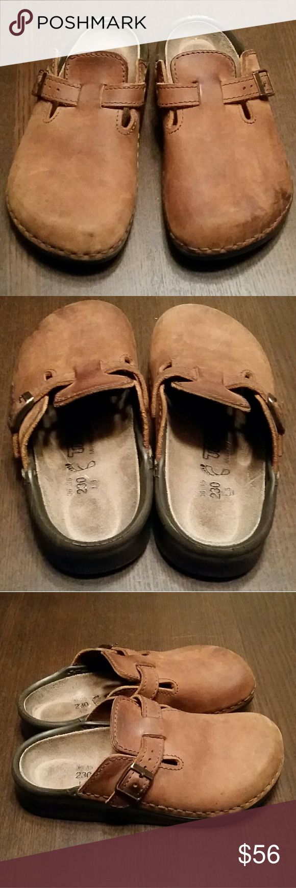 Tatami Birkenstocks 36 Tatami Birkenstocks size 36 in good lightly used condition. Shoes are in good repair with no issues just slight signs of usual wear. They were used for about 6 months sparingly in good weather. Birkenstock Shoes Flats & Loafers