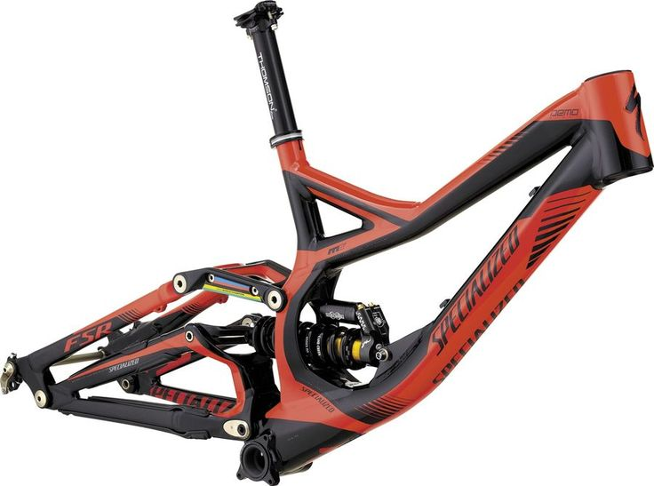 Specialized Demo 8 Frame 2012 review - The Bike List