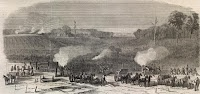 The Battle of New Market and Darbytown, which was part of the greater Richmond - Petersburg Campaign occurred on October 7th 1864.