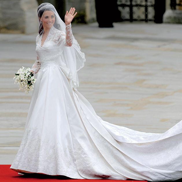 Royal Wedding Sticker Dress Up : Bridal trends kate middleton wedding spring