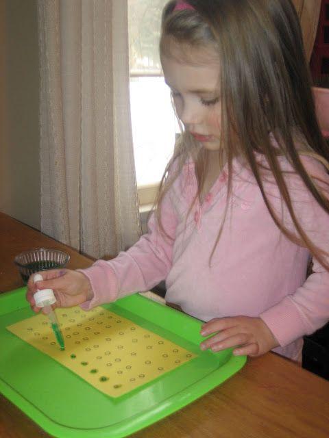 Educación Preescolar, la revista: Motricidad fina