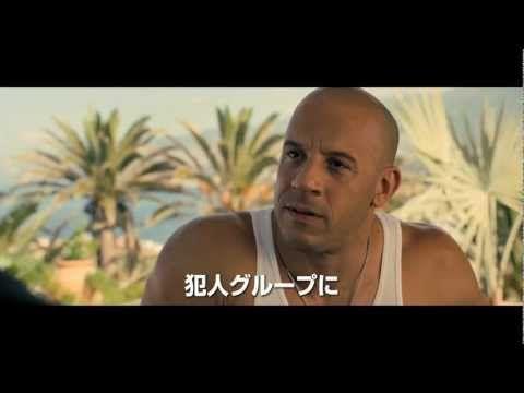 映画『ワイルド・スピード 』に出演 俳優 ヴィン・ディーゼル