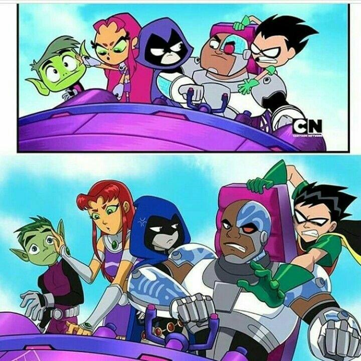 Pin On Teen Titans -7990