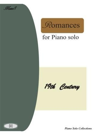 Romances solo Piano  Four Romances of 19th century for piano solo. Level early intemediate to advanced.  Romanse I - three pages, 3:50 min Romanse II - two pages,  2:45 min Romanse IIi - two pages, 2:10 min Romanse IV - five pages (advanced)  2:5