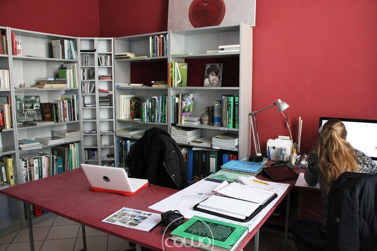 Spazio di coworking a Sanremo presso lo studio di progettazione del verde di Francesca Benza. Affiliato alla Rete Cowo® http://www.coworkingproject.com/coworking-network/sanremo-centro/