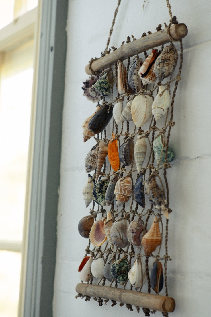 37 Best Images About Shell Wall Hangings On Pinterest