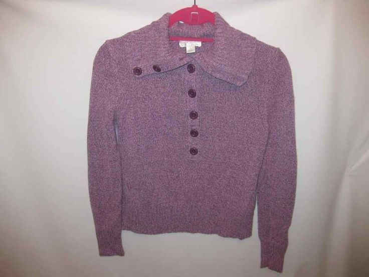 EUC Light Purple Ann Taylor Loft Small Sweater