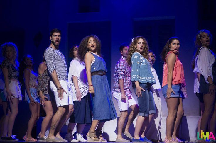 Mamma Mia - Teatro Peruano Japonés - Lima (Jun 2016)