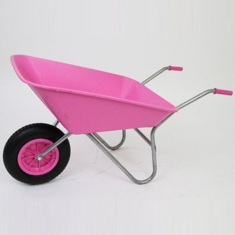 Bullbarrow_Matador_Wheelbarrow_Pink