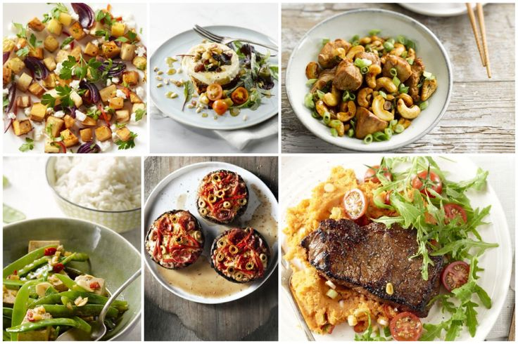 Een lekker lijstje met lichte maar toch winterse gerechten om het jaar in de zetten. Heerlijk genieten, zonder extra ballast!