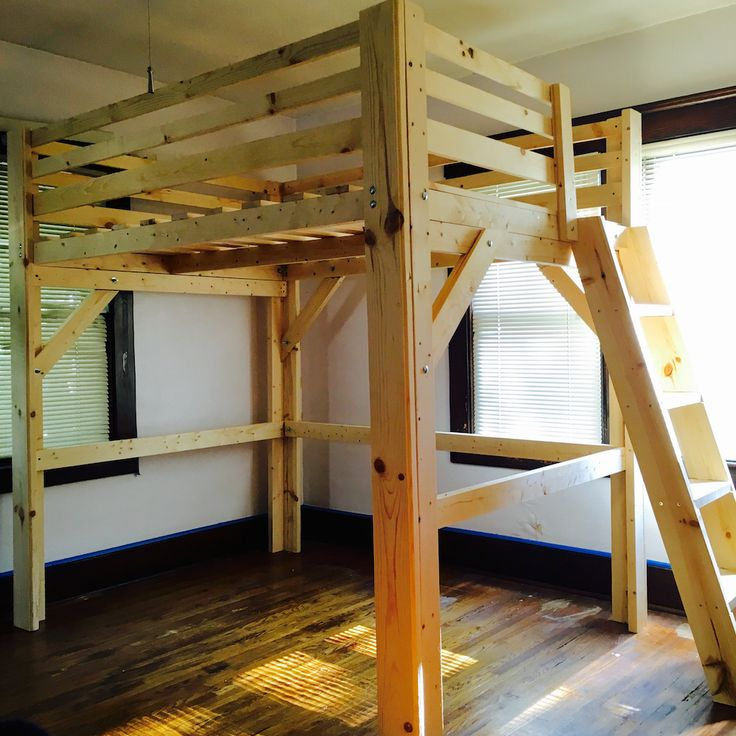 12 best Loft Beds images on Pinterest | Chicago lofts, Loft bunk ...