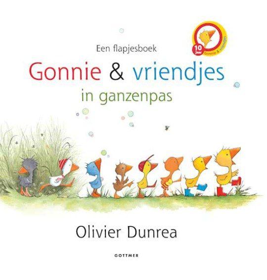 Lizlovelife De leukste verjaardagscadeau's voor kinderen onder de 4 Gonnie & vriendjes flapjesboek
