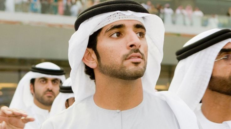 Kumpulan Foto Wajah Pangeran Arab Yang Ikut Datang Ke Indonesia Bersama Raja Salman