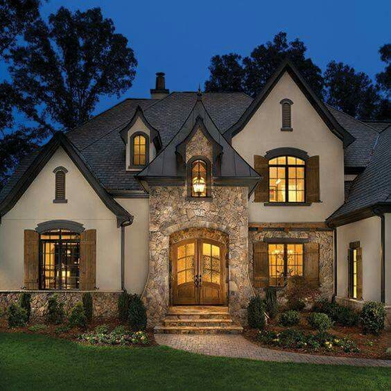 Fabulous Country Homes Exterior Design Home 1cg Large: 1054 Best House Exterior Images On Pinterest
